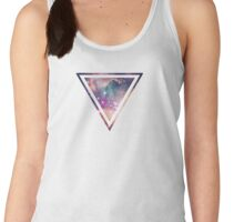 The Universe under the Microscope (Magellanic Cloud) Women's Tank Top