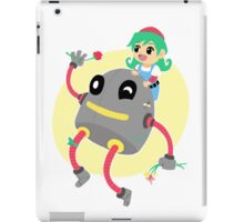 Robbie and Maggie iPad Case/Skin
