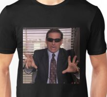 michael scott lookin' funny  Unisex T-Shirt