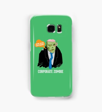 Corporate Zombie Samsung Galaxy Case/Skin