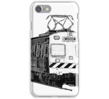 Melbourne Hitachi train iPhone Case/Skin