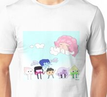 the crystal butts Unisex T-Shirt
