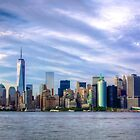 New York City by njordphoto