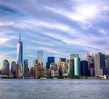 New York City by njordphoto