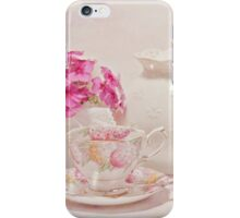 Tea For You! iPhone Case/Skin