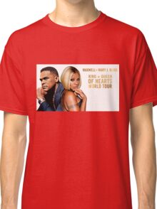 maxwell-mary j blige tour 2016 Classic T-Shirt