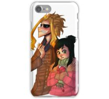 Migthy Couple iPhone Case/Skin
