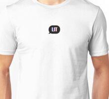 Kim Kimijo LIT Emoji app logo funny slogon design Unisex T-Shirt