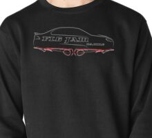 Fig Jam Racing Essentials (white) Pullover