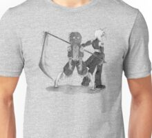 Dark Sora and Edward Unisex T-Shirt