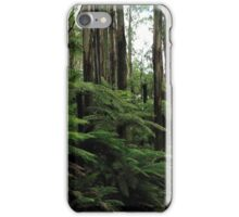 Black Spur Drive iPhone Case/Skin