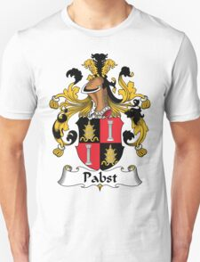 Pabst Coat of Arms (German) T-Shirt