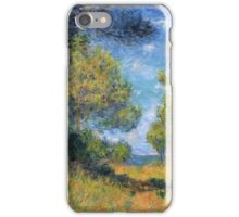 Claude Monet - Path At Varengeville iPhone Case/Skin