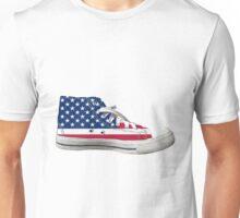 Hi Top Basketball Shoe United States Unisex T-Shirt