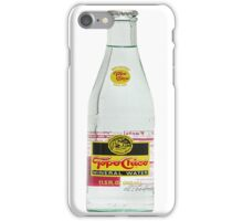 TOPO CHICO iPhone Case/Skin