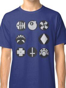 Skullgirls Icons Classic T-Shirt