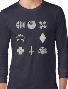 Skullgirls Icons Long Sleeve T-Shirt