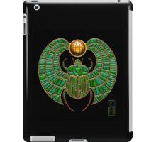 Jade Scarab  iPad Case/Skin