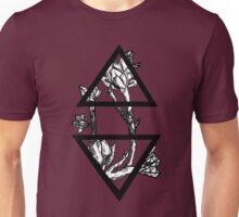 Geometry vs Reality Unisex T-Shirt