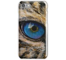 Leopard Eye iPhone Case/Skin