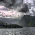 Travelling on the Sognefjord Ferry  by cullodenmist