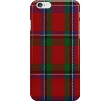 00086 Sinclair Clan Tartan  iPhone Case/Skin