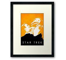 Star Trek - Vasquez Rocks Framed Print