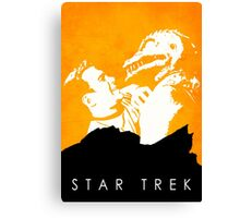 Star Trek - Vasquez Rocks Canvas Print