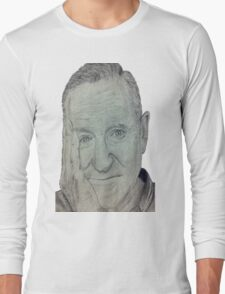 Robin Williams Long Sleeve T-Shirt