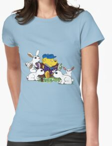 Ferald and The Bunnies Womens Fitted T-Shirt