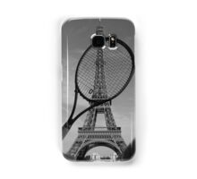 Tennis In Paris Samsung Galaxy Case/Skin