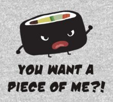 Angry Sushi Kids Clothes