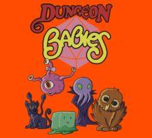 Dungeon Babies Kids Tee
