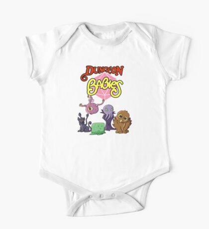 Dungeon Babies One Piece - Short Sleeve