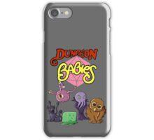 Dungeon Babies iPhone Case/Skin
