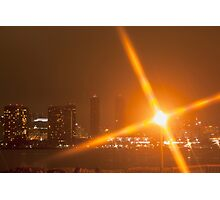 Bright Light, Big City Photographic Print