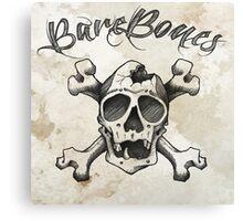 Bare Bones Canvas Print