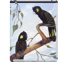 Cocka-twos! iPad Case/Skin