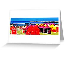 BeachLife Greeting Card