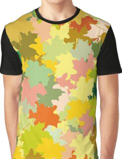 Maple leaves Graphic T-Shirt