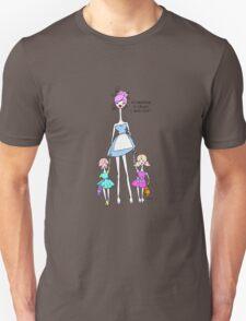 Mum Hair Unisex T-Shirt
