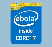 Ebola inside Unisex T-Shirt