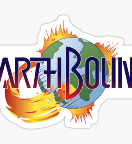 EARTH BOUND Sticker