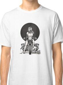 beautiful black gils Classic T-Shirt