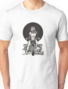 beautiful black gils Unisex T-Shirt