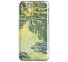 Claude Monet - Waterlilies (1907)  iPhone Case/Skin