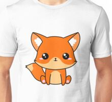 Cute Fox Unisex T-Shirt