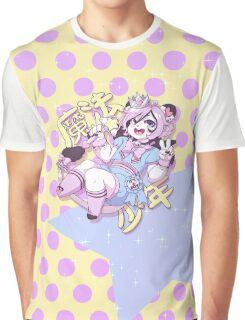MAHOU SHOUNEN Graphic T-Shirt