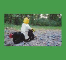 Lego Bike One Piece - Short Sleeve