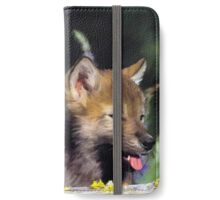 Wolf Cubs iPhone Wallet/Case/Skin